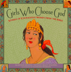 Girls Who Choose God Book Cover